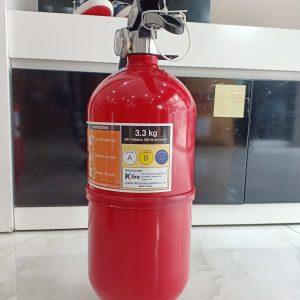 Bình bột chữa cháy ABC HanKook Hàn Quốc 3.3kg