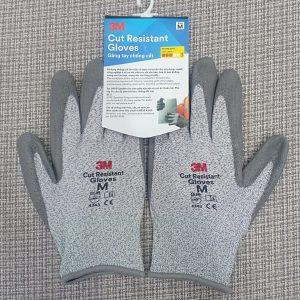 Găng tay chống cắt 3M cấp độ 3, Găng tay chống cắt 3M, Găng tay chống cắt cấp độ 3