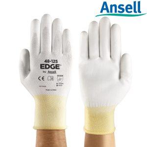 Găng tay đa dụng Ansell EDGE 48-125, Găng tay cơ khí đa năng Ansell EDGE 48-125, Găng tay chống cắt Ansell EDGE 48-125, Găng tay Ansell EDGE 48-125, Găng tay chịu dầu Ansell EDGE 48-125
