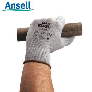 Găng tay đa dụng Ansell EDGE 48-129, Găng tay cơ khí đa năng Ansell EDGE 48-129, Găng tay chống cắt Ansell EDGE 48-129, Găng tay Ansell EDGE 48-129, Găng tay chịu dầu Ansell EDGE 48-129